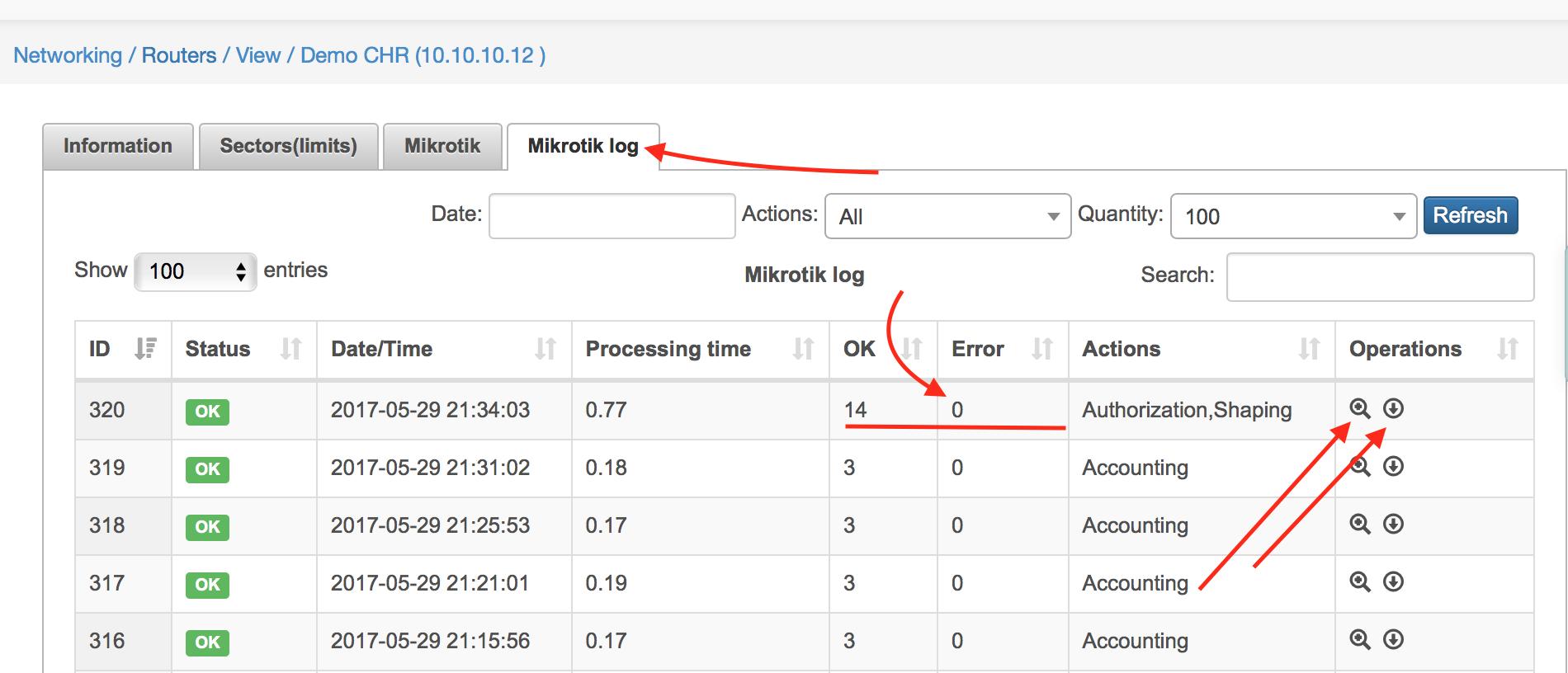 Mikrotik API Error - API - Splynx Forum